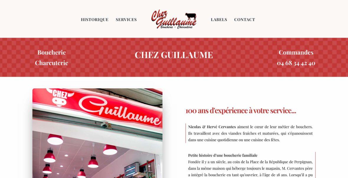 Chez Guillaume Copy